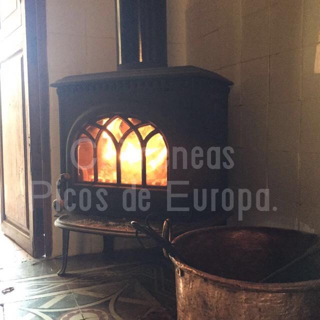 Chimeneas picos de europa estufa de le a decoraci n - Chimeneas picos de europa ...