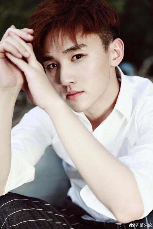 Miao Xilun China Actor