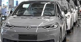 Volkswagen Jadi Perusahaan Pemilik Utang Terbesar di Dunia, Nilainya Rp 2,8 Kuadriliun