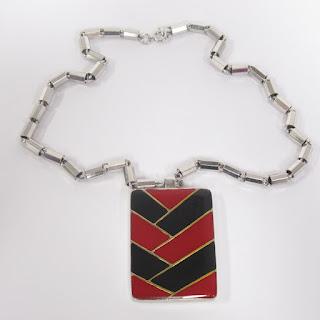 Lanvin Vintage Pendant Necklace