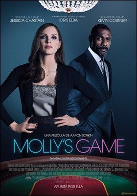Poster Mollys Game