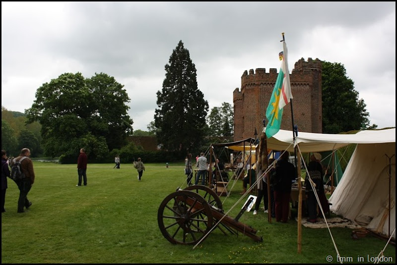 The Lullingstone Castle Medieval Weekend