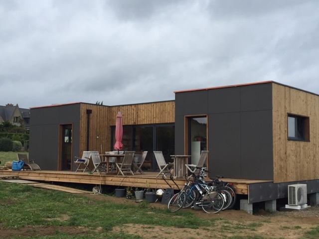 maison bois yffiniac