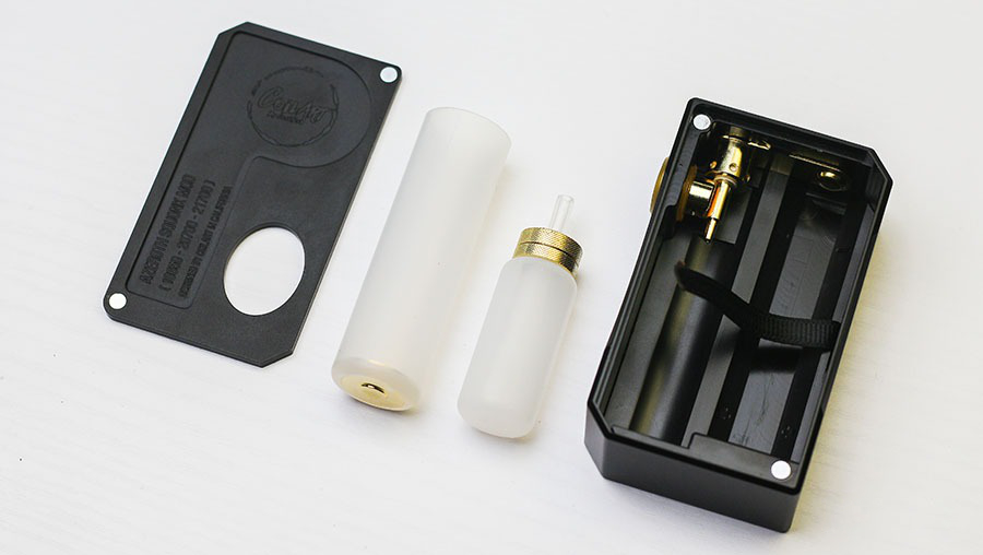 CoilART Azeroth Box Mod 05