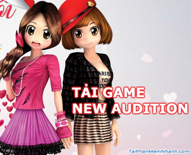 Tải Game New Audition