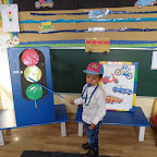 Introduction of Traffic Light (Playgroup) 08.12.2015