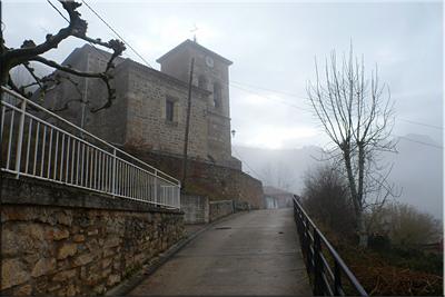 Iglesia Parroquial de Santa María -- Barrio (Araba)
