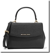 Michael Michael Kors mini textured leather shoulder bag