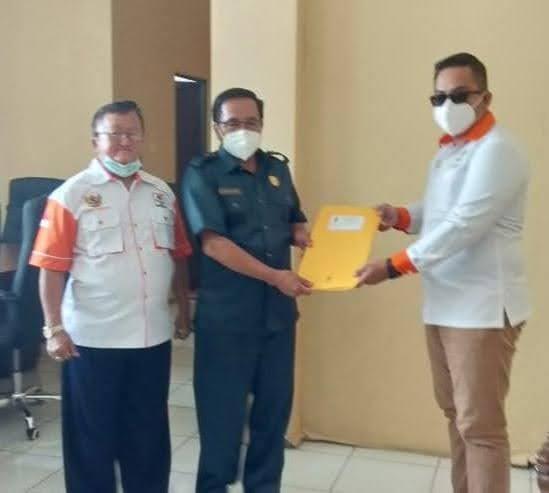 Pergantian Antar Waktu Partai Berkarya Kalimantan Tengah.