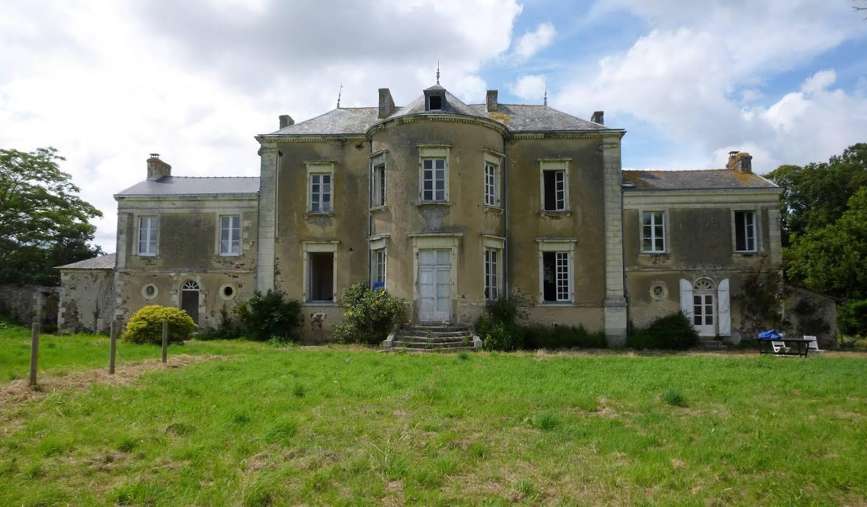 Château classé monument historique Nantes