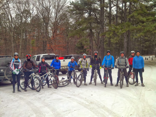 The 3rd Annual MLK Ride