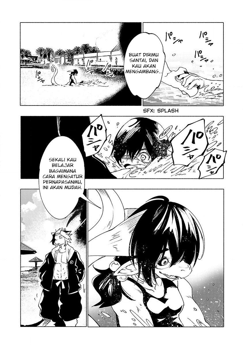 Kemono Giga Chapter 30