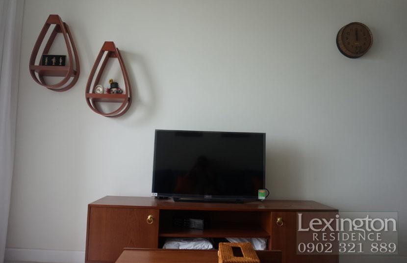 Tivi LCD 21in tại căn hộ Lexington