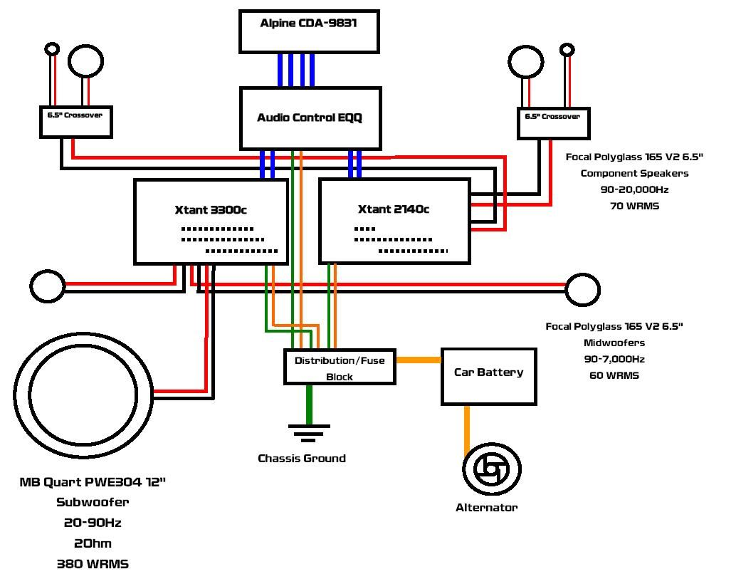 Sound System Wiring Diagram : Infiniti g audio wiring diagram get free image about