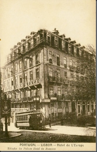Hotel de L'Europe 1921.4