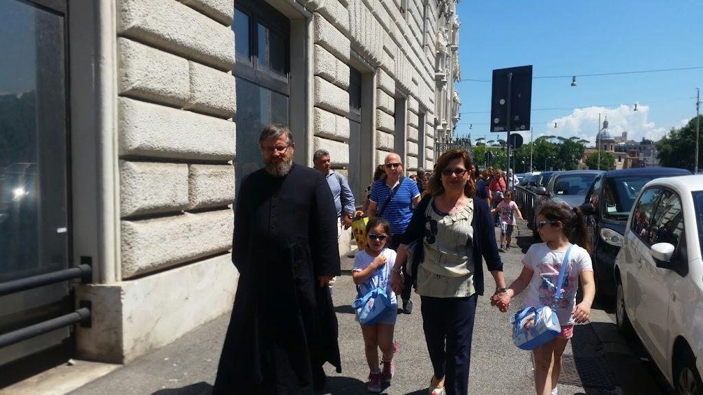 Pielgrzymi z Castellammare w Rzymie, 8 czerwca 2016 - IMG-20160608-WA0010.jpg