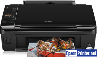 Reset Epson SX215 End of Service Life Error message