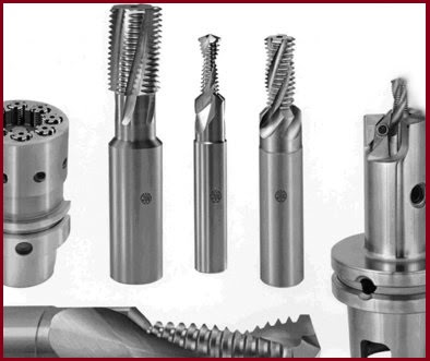 Cylindrical thread milling cutters
