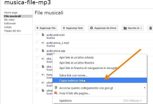 caricare-file-mp3-ogg