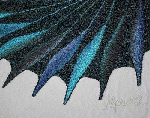 Farbenrausch - Alpis bunte Welt: Nightbird