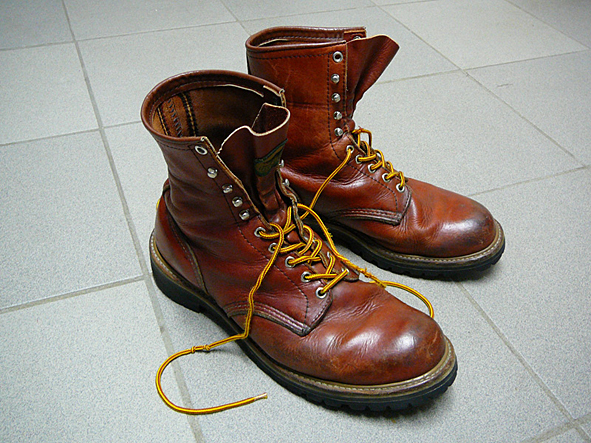 LIFE TIME GEAR: BOOT COLLECTION 02 | VOLKER WIEGMANN c/o