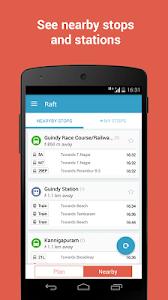 Raft: Public Transport App screenshot 6