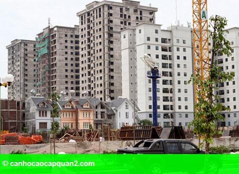 Hình 1: Thị trường bất động sản: Chưa thể lướt sóng
