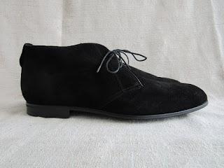 Bruno Magli Suede Desert Boots