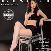 LiGui 2015.07.21 时尚写真 Model 林惜 [26P] cover.jpg