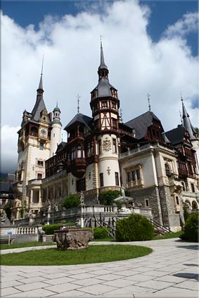 Castillo de Peleş  - Sinaia