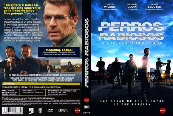 Perros Rabiosos – Castellano, Francés – DVD9