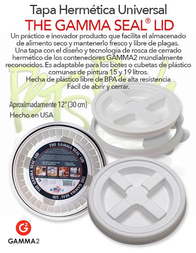 Tapa para contenedor hermetico de alimento gamma vault - Precio de contenedor ...