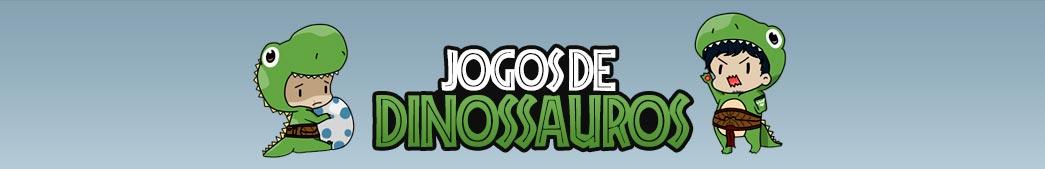 Jogos de Dinossauros Gratis