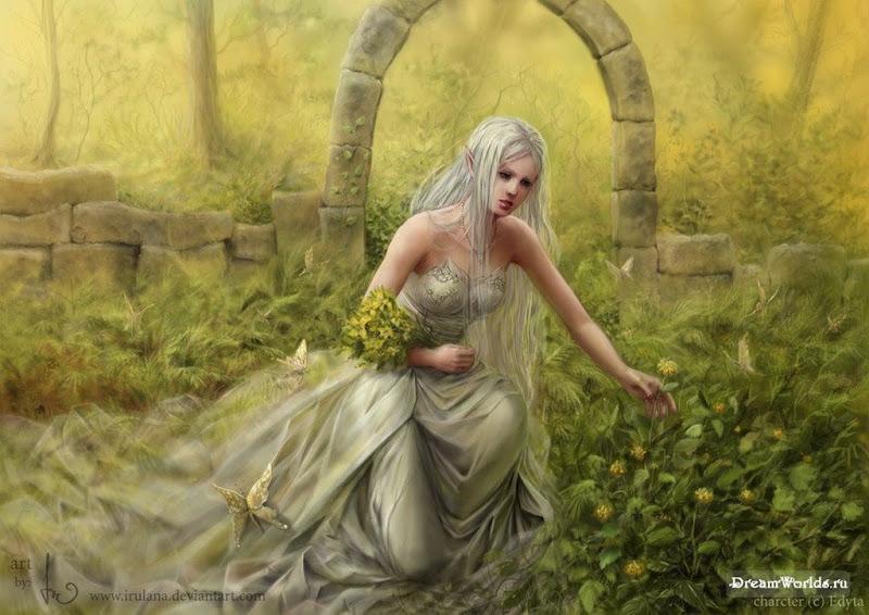 Magical Magian Beauty, Elven Girls 2