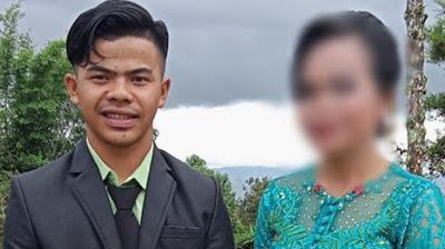 Dedi Sitohang, 21 tahun, warga Kabupaten Dairi, Sumatera Utara. Kabur menjelang pernikahannya.