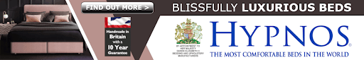 Hypnos Blissfully Luxurious Beds promotion