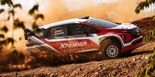 Xpander Rally DIPO Pekanbaru