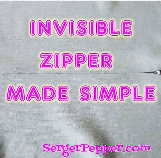 Invisible-zipper-application-with-a-standard-zipper-feet