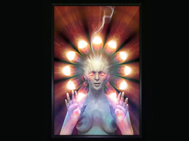 Goddess Of The Infernal Abyss, Goddesses