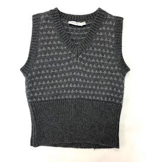 Elliot Mann Alpaca Blend Sweater Vest