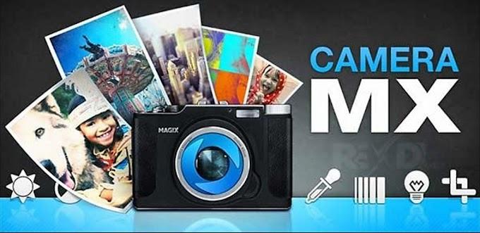 🎦 Camera MX