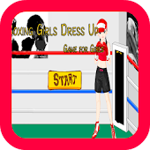 Boxing Dress Up Girls