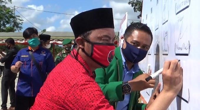 Kuatir Muncul Klaster Pilkada KPUD Tanah Bumbu Perketat Prokes