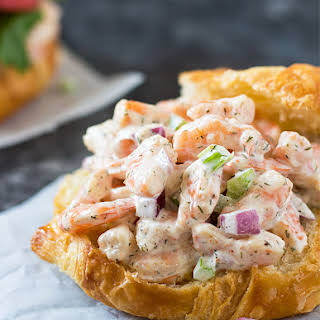 Shrimp Salad Recipes.