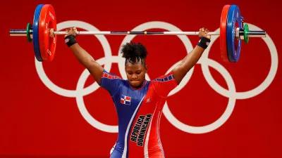 Crismery Santana gana bronce y la tercera medalla dominicana en Tokio