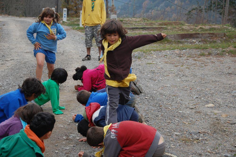 Sortida Castors i Llops a la Roca del Secut 2010 - DSC_0802.JPG