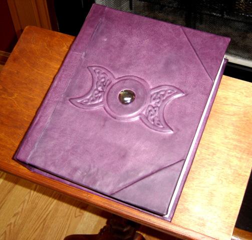 Celtic Moon Book Of Shadows, Book Of Shadows