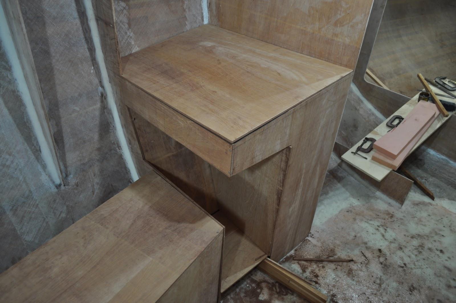 Veleiro caprichoso mobilia for Mobilia 9 6