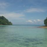 Pulau Sapidi et Pulau Gaya (Sabah), 20 août 2011. Photo : J.-M. Gayman