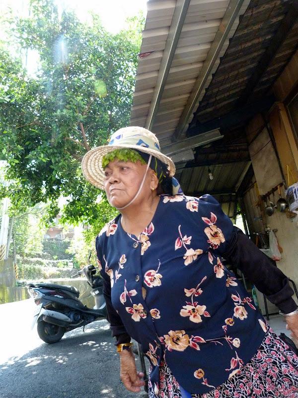 Tainan County.De Dona village à Meinong via Sandimen en scooter.J 12 - P1220523.JPG